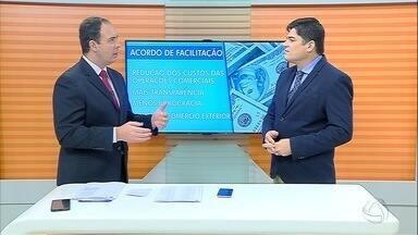 Exportações, importações e fechamento do dólar em pauta - Especialista comenta sobre comércio exterior.