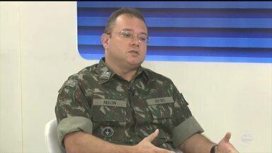 Exército recebe denúncias de irregularidades no fornecimento de carros-pipa - Exército recebe denúncias de irregularidades no fornecimento de carros-pipa
