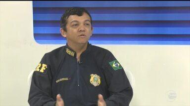 PRF registra aumento de acidentes no carnaval deste ano no Piauí - PRF registra aumento de acidentes no carnaval deste ano no Piauí