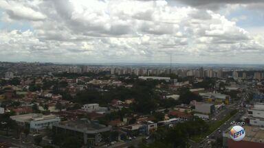 Veja a previsão do tempo para esta quarta-feira (1º) na região de Ribeirão - Nuvens carregadas se formam e termômetros registram máxima de 32°C.