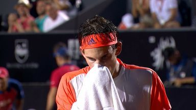 Carreno Busta X Thiem - Final