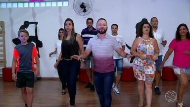 RJTV dá dicas de samba para moradores cair na folia - Aulas de samba ficam lotadas nessa época do ano para quem não quer fazer feio durante Carnaval.