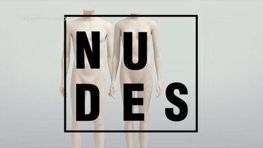 Em Movimento: Confira a primeira reportagem da série NUDES - A série 'NUDES' traz um panorama sobre as diferentes formas com que a nossa sociedade lida com a nudez. Em três reportagens, abordamos o tema no contexto histórico, nas artes, como estilo de vida e, é claro, no nosso cotidiano.