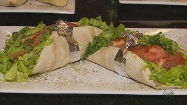 Culinárias exóticas conquistam cada vez mais no Sul de Minas - Reportagem faz viagem gastronômica.