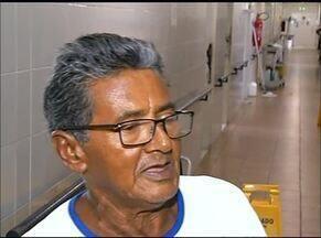 Pacientes e funcionários temem a insegurança no Hospital Regional de Gurupi - Pacientes e funcionários temem a insegurança no Hospital Regional de Gurupi