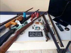 Homem é preso em Araguatins acusado de receptação e posse ilegal de arma de fogo - Homem é preso em Araguatins acusado de receptação e posse ilegal de arma de fogo