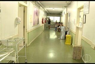 Maior maternidade do país passa por uma grande crise financeira - Hospital fica em Belo Horizonte.