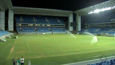 Arena Pantanal é liberada para receber Luverdense e Corinthians - Arena Pantanal é liberada para receber Luverdense e Corinthians