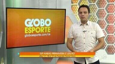 Turfe: Veja datas do GP Haras Primavera e Leilão - Confira com Fábio Pizzato