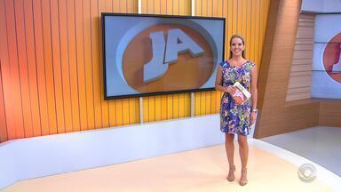 Confira a íntegra do Jornal do Almoço deste sábado (4) - Assista ao vídeo.
