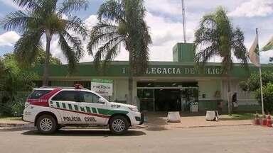 Polícia prende quadrilha que assaltava lojas esportivas na Asa Sul - Quatro homens foram presos depois assaltos em várias lojas.