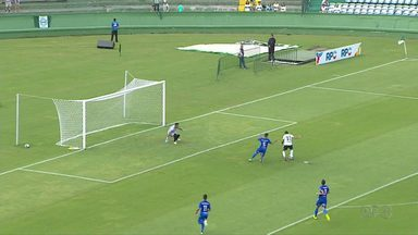 Prudentópolis perde para o Coritiba na capital; veja os gols - Time da capital se reabilitou no campeonato paranaense