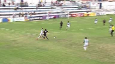 Assista aos gols de Belo Jardim 1 x 4 Central - Gols da Patativa contra o Belo Jardim foram marcados por Altemar (duas vezes), Kleitinho e Marlon; Sacomani fez para o Calango.