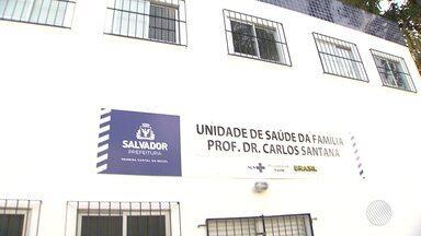 Posto de saúde arrombado permanece fechado no bairro do Doron - O posto foi arrombado no último domingo (5) e teve alguns equipamentos roubados. Confira na reportagem.