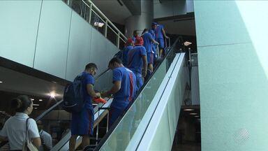 Bahia embarca para Curitiba e enfrenta o Paraná pela Copa do Brasil - Confira as notícias do tricolor baiano.