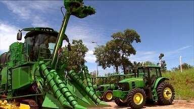 Setor agropecuário foi o único a apresentar crescimento no Brasil no último trimestre - A conta no entanto foi ruim durante todo o ano.