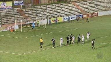 Em casa, Barretos empata com o Bragantino na Série A2 do Campeonato Paulista - O Touro do Vale saiu atrás do placar, mas sofreu um pênalti e empatou a partida.