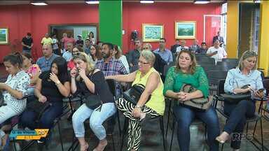 Moradores da Vila Domitila e prefeitura discutem impasse de desapropriação de terrenos - Cerca de 60 famílias já foram despejadas porque a Justiça Federal reconheceu INSS como dona dos terrenos.