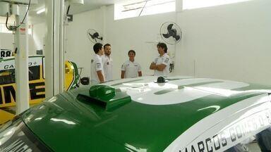 Equipe de Petrópolis, RJ, de Stock Car conta com reforço na equipe para a temporada - Assista a seguir.