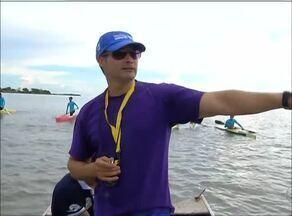 Técnico cubano é o novo comandante da equipe de canoagem de Porto Nacional - Técnico cubano é o novo comandante da equipe de canoagem de Porto Nacional