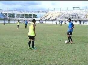 Sparta segue preparação intensa para estreia contra o Tocantinópolis no estadual - Sparta segue preparação intensa para estreia contra o Tocantinópolis no estadual