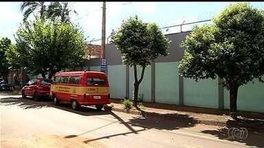 Menores infratores são recapturados pela PM em Itumbiara, na região sul de Goiás - Moradores do bairro do Centro de Internação afirmam que ficaram assustados com a fuga dos adolescentes.