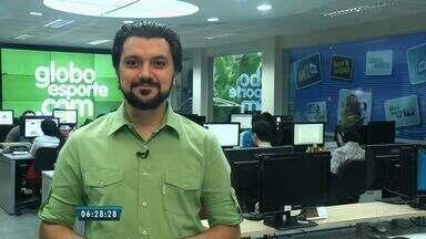 Jogo do Basquete Cearense é destaque no GloboEsporte.com - Saiba mais em globoesporte.com/ce.