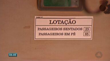 Transporte Público em Rondonópolis é motivo de reclamação dos usuários - Transporte Público em Rondonópolis é motivo de reclamação dos usuários.