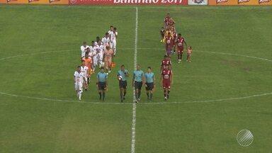 Times de Feira se destacam no Campeonato Baiano - Confira as notícias dos times do interior baiano.