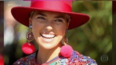 Pompom invade a moda e já é usado até na decoração - Joana Nolasco mostra peças que costuma usar com detalhes de pompons. Na Casa de Cristal, Ana Maria apresenta peças e preços
