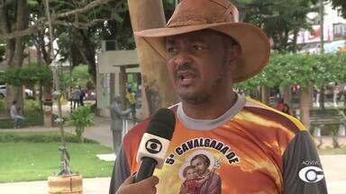 V Cavalgada de São José é realizada em Arapiraca - Evento acontece no fim de semana.