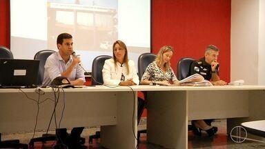Audiência discute implantação de Centro Integrado de Operações em Campos, no RJ - Projeto foi apresentado em Campos, RJ, nesta terça-feira (14).
