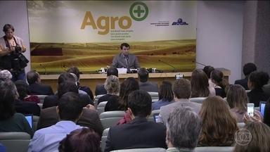 Representante do governo defende sistema de vigilância do Ministério da Agricultura - Foi numa entrevista coletiva nesta sexta-feira (17).