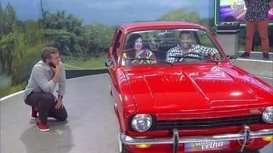 Caldeirão do Huck - Programa de 18/03/2017 na íntegra - Fique ligado no Caldeirão do Huck deste sábado, 18/3! O programa tem o primeiro episódio da nova temporada do Lata Velha,Vou de Táxi em Recife e mais!