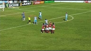 Os gols de Crac 0 x 3 Atlético-GO - Campeonato Goiano - João Pedro marca os três do Dragão no estádio Genervino da Fonseca.
