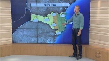 Confira a previsão do tempo para esta terça-feira (21) - Confira a previsão do tempo para esta terça-feira (21)