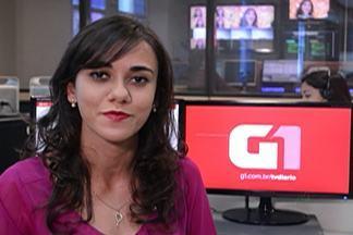 Confira os destaques do G1 nesta terça-feira (21) - Portal traz notícias sobre a Síndrome de Down. Confira no g1.globo.com/tvdiario.
