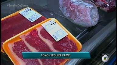 """Saiba como escolher a melhor carne - Depois da operação """"Carne Fraca"""" a população está insegura para consumir o produto"""