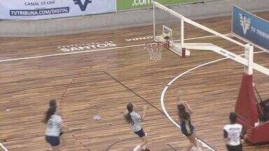 Copa TV Tribuna de Basquete Escolar tem quartas de final nesta terça-feira - Disputas seguem no Rebouças.
