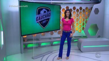 Globo Esporte RS - 21/03 - Bloco 2 - Assista ao vídeo.