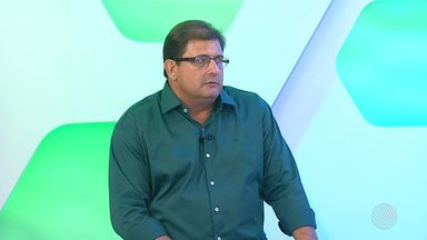 Guto Ferreira visita o estúdio do Globo Esporte e fala sobre planos para o Bahia - Técnico do tricolor falou sobe Ba-Vi, jogo contra o Fortaleza e desentendimento com Hernane.