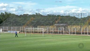 Passo das Emas passa por vistoria para receber jogos da Série B do Brasileirão - Passo das Emas passa por vistoria para receber jogos da Série B do Brasileirão