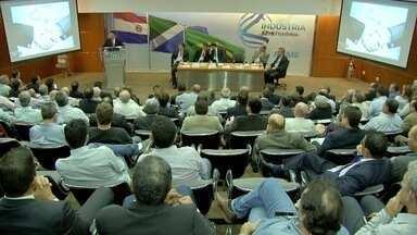 Mato Grosso do Sul e Paraguai se unem em projeto para industrializar a fronteira - Termo de coorperação foi assinado para incentivar a industrialização.