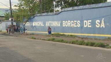 Adolescente leva arma para escola e vai parar em delegacia, em Manaus - Caso ocorreu em escola municipal da Zona Leste.