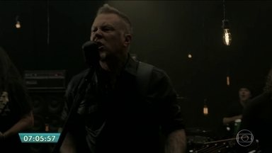 Lollapalooza 2017 tem opções de shows que agrada várias gerações - Metallica se apresenta no sábado (25) e Duran Duran toca no domingo (26). Veja a programação completa no G1.