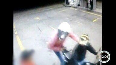 Dupla é presa por cometer uma série de assaltos a postos de combustíveis - Crimes foram na região bragantina.