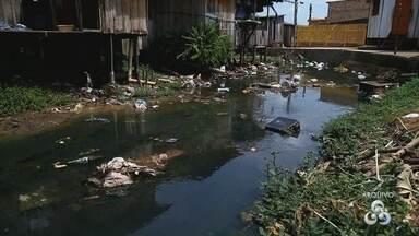 Capital está no ranking como pior abastecimento de água tratada e coleta de esgoto - Porto Velho é a 4ª pior do Brasil de acordo com Instituto Trata Brasil.