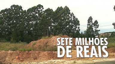 Ponta Grossa tem mais de R$ 18 milhões em obras paradas - Valor é apontado em relatório do Tribunal de Contas