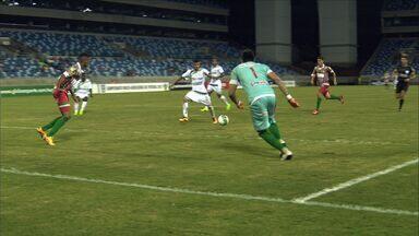 Veja os gols de Operário VG 0 x 3 Luverdense na Arena Pantanal - Veja os gols de Operário VG 0 x 3 Luverdense na Arena Pantanal