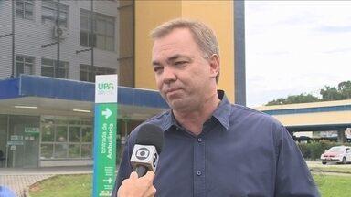 Unidades de saúde de Florianópolis devem ter mais médicos a partir da próxima semana - Unidades de saúde de Florianópolis devem ter mais médicos a partir da próxima semana